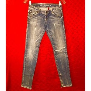 Guess Light Wash Jeans